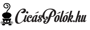 CicásPólók.hu Webáruház logója