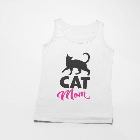 Cat mom női atléta